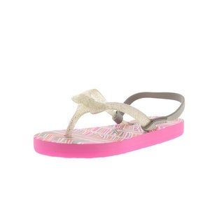 Roxy Girls TW Fifi Sandals Floral Print