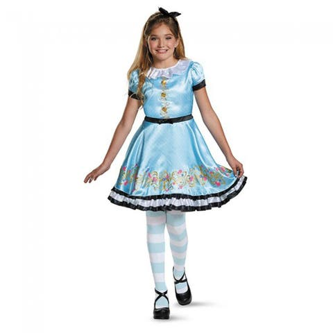 Disney Descendants Ally Deluxe Costume Child - Blue