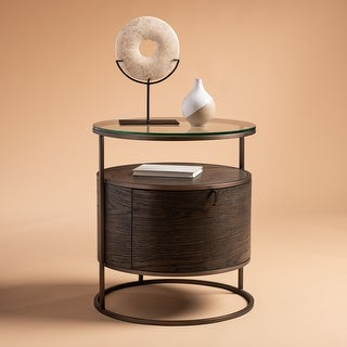 Safavieh Couture Rodgers 1-drawer Nightstand