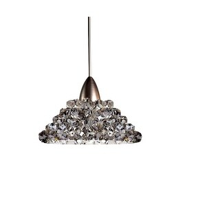 WAC Lighting MP-LED543 Giselle 1 Light 3000K High Output LED Monopoint Mini Pendant - 5.5 Inches Wide