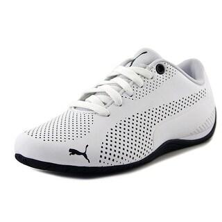 Puma Drift Cat 5 Ultra Boy Puma White-Puma Black Athletic Shoes