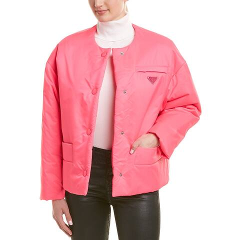 Prada Button Down Jacket