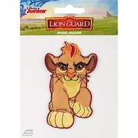 Disney Lion Guard Iron-On Applique-Lion Guard