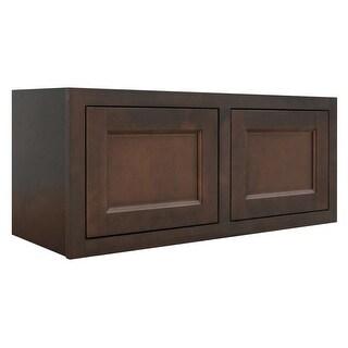 """Healdsburg 36"""" x 15"""" Double Door Wall Cabinet - N/A"""