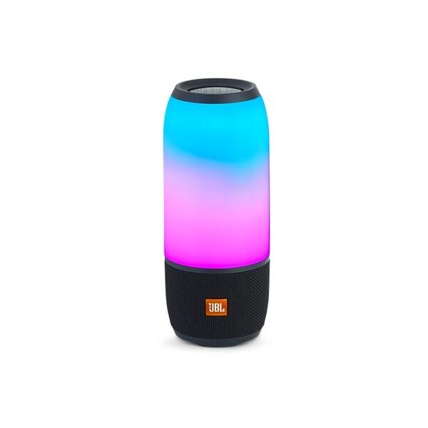 JBL Pulse 3 Black Portable Bluetooth Speaker