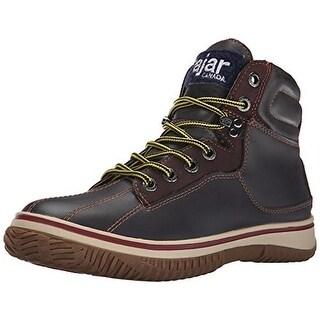 Pajar Mens Guardo Leather Waterproof Winter Boots