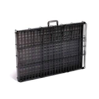 Prevue Pet Black Econo Suitcase Crate (Full Color Carton) - E433