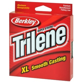 Berkley Trilene XL Smooth Casting Clear Fishing Line