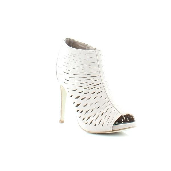 Madden Girl Rockella Women's Heels Taupe - 5