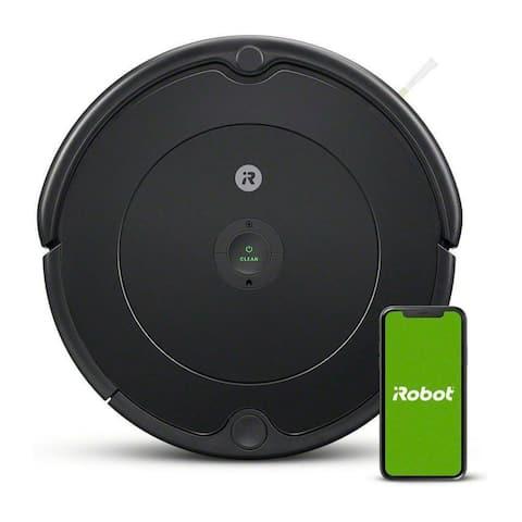 iRobot Roomba 694 Wi-Fi Connected Robot Vacuum