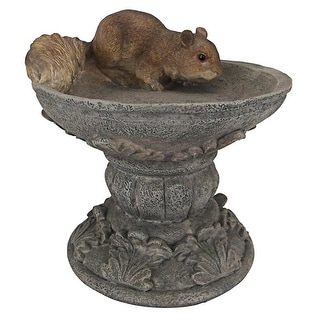 Design Toscano Hunter, the Woodland Squirrel Statue