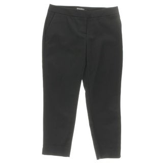Vince Camuto Womens Petites Dress Pants Solid Flat Front