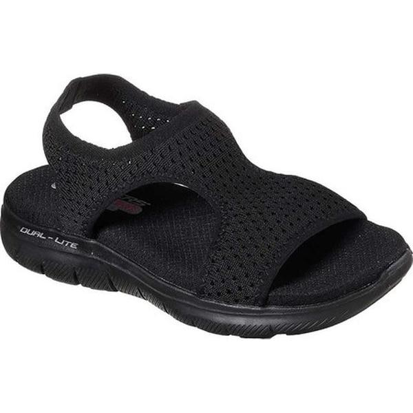 52d342ce1522e Shop Skechers Women's Flex Appeal 2.0 Deja Vu Slingback Sport Sandal ...