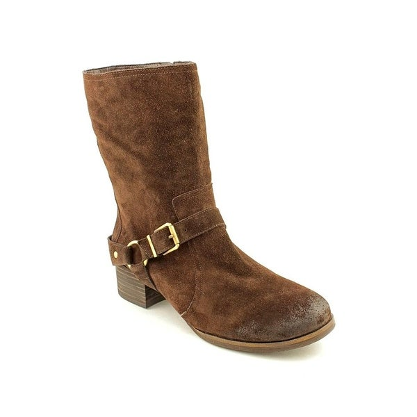 Jessica Simpson Annine Ankle Booties - Tobacco - 5.5