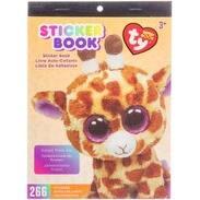 Safari Giraffe - Beanie Boos Sticker Book