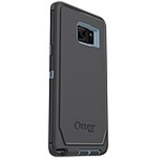 OtterBox Defender Carrying Case (Holster) for Smartphone - Steel Berry - Wear Resistant Interior, Drop Resistant Interior, Dust