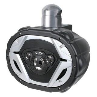 550 Watts 6 in. x 9 in. 4-Way Marine Wake Tower Speaker System -
