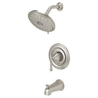 American Standard TU420.502  Portsmouth Tub and Shower Trim Package with 1.8 GPM Multi Function Shower Head