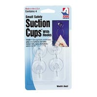 Adams Small Suction Cup W/Hook 7500-77-3040 Unit: CARD