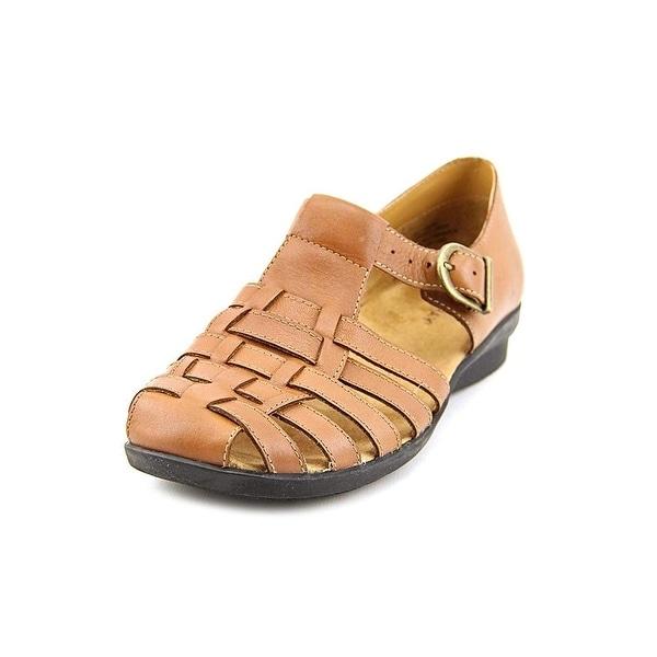 ARRAY Womens Aruba Leather Closed Toe Casual Sport Sandals