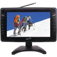 Supersonic RA42264 10 in. Supersonic Portable LCD TV