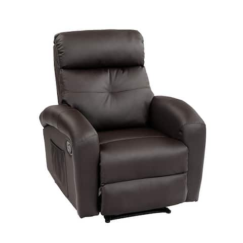 Recliner Chair with Massage and Heating Function