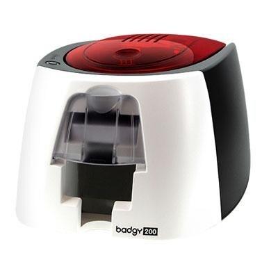 Badgy B22u0000rs Badgy200 Single-Sided Color Card Printer