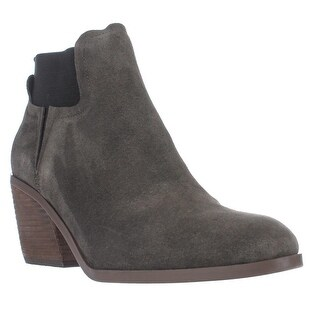 Guess Galeno Pull On Ankle Boots, Grey