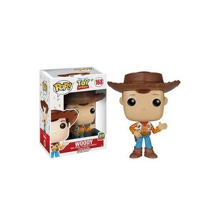 Funko POP Disney Toy Story - Woody (new pose) Vinyl Figure - Multi