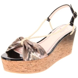 Plenty by Tracy Reese Women's Preston Platform Sandal