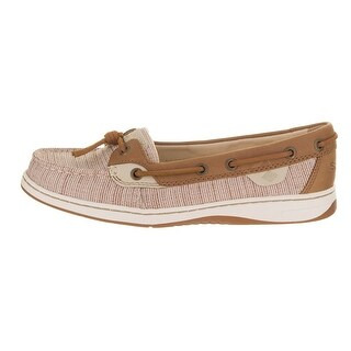 Sperry Womens Dunefish Canvas Closed Toe Boat Shoes