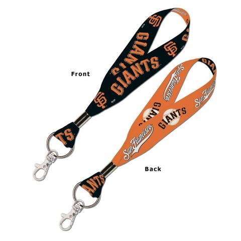 """San Francisco Giants 1"""" Key Strap"""