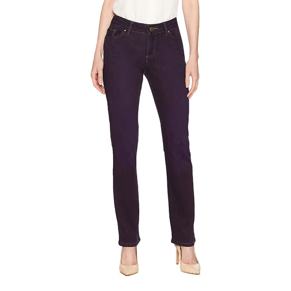 Lee Misses Platinum Label Curvy Fit Straight Leg Jean