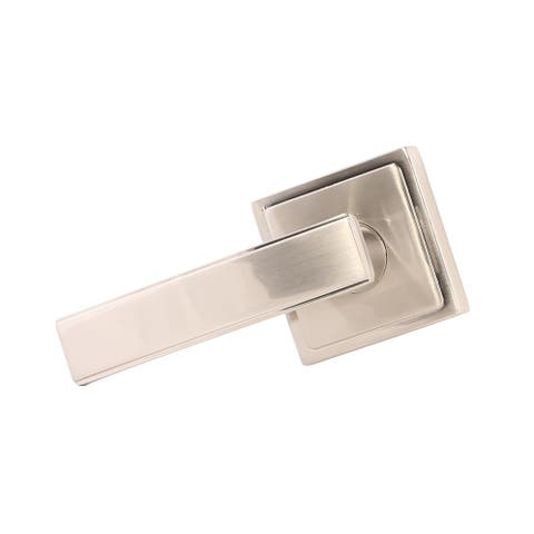 Design House 581777 Emblem Vista Right Handed Single Dummy Door Lever
