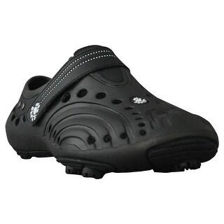 Men's DAWGS Spirit Golf Shoes - Black