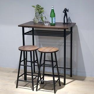 Link to Brighton 3 Pc Bar Set Similar Items in Dining Room & Bar Furniture