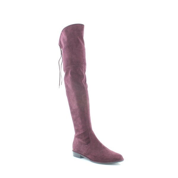 Marc Fisher Humor Women's Boots Dark Red