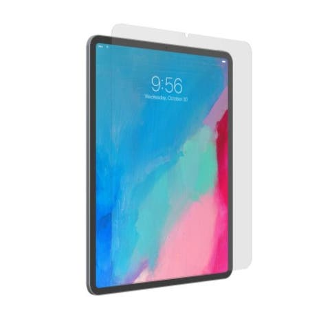 Zagg InvisibleShield Tempered Glass Plus Screen Protector for Apple iPad Pro 11'' - Clear
