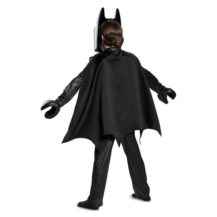 Boys LEGO Batman Movie Deluxe Halloween Costume