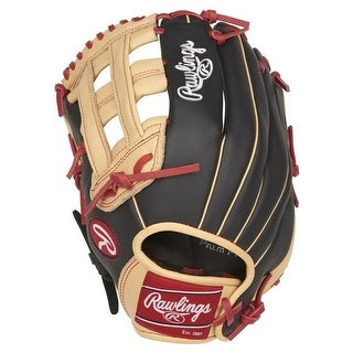 "Rawlings Adult Blem 12.75"" Bryce Harper Outfield Baseball Glove LHT PROBH34BC-RH"