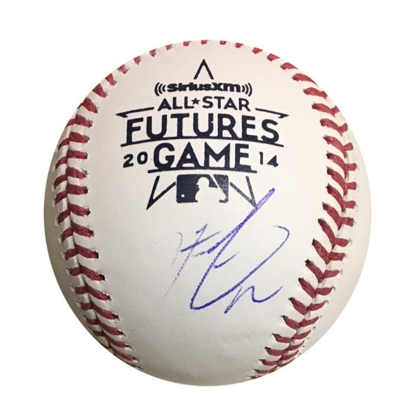 Shop Francisco Lindor Cleveland Indians Autographed 2014 Futures Game  Signed Baseball JSA COA - Free Shipping Today - Overstock - 21018586 e5f8cc5f3495