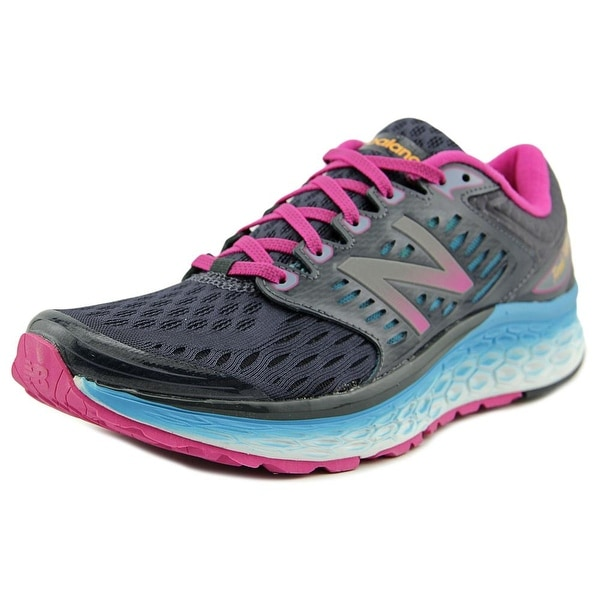 New Balance W1080 Round Toe Canvas Running Shoe