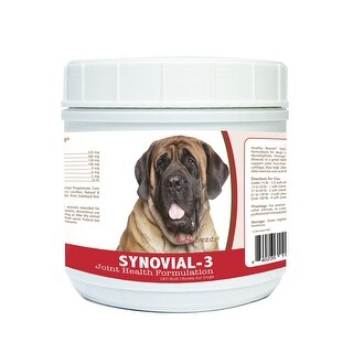 Healthy Breeds Mastiff Synovial-3 Joint Health