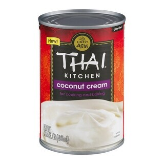 Thai Kitchen Coconut Cream - Case of 6 - 13.66 oz.