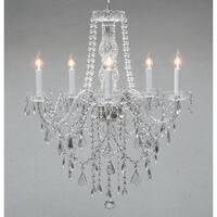 Swarovski Crystal Trimmed Authentic Chandelier Lighting