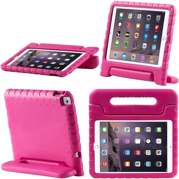 i-Blason-Apple ipad Air 2 Case, i-Blason Apple iPad Air 2 Case for Kids , Armorbox Kido Series, iPad Air 2 Case- Pink