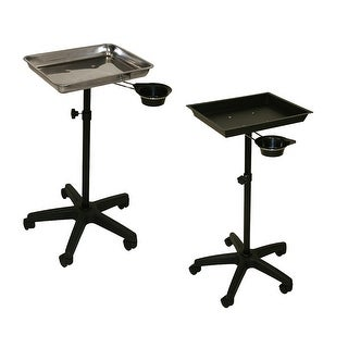 InkBed Air-Lift Utility Tray with Removable Utility Cup Tattoo Equipment