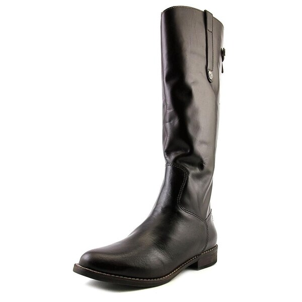 Matisse Yorker Women  Round Toe Leather Brown Knee High Boot