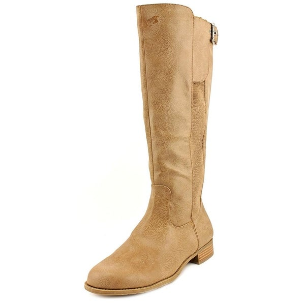 Unlisted Kenneth Cole Spare Star Women W Round Toe Synthetic Knee High Boot