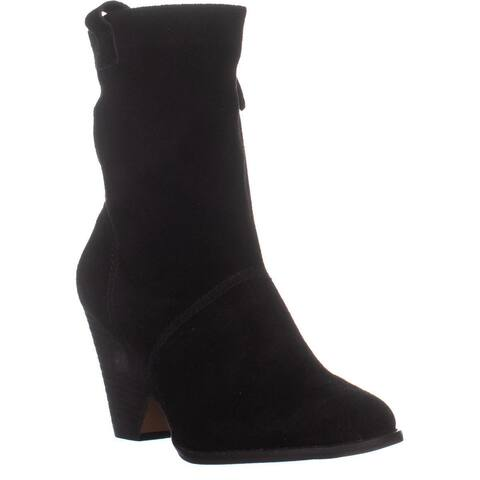 Kelsi Brooklyn Houston Ankle Boots, Black